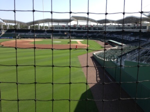 View from the Monster Seats at JetBlue Park