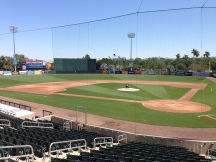 Hammond Stadium, the Spring Training home of the Minnesota Twins.