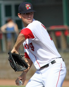 Anthony Ranaudo makes his 4th start of the season...The righty grew up 40 miles from Arm & Hammer Park.