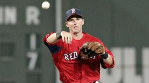 Stephen Drew will play for the Sea Dogs tomorrow night. (Photo by Kelly O'Connor)