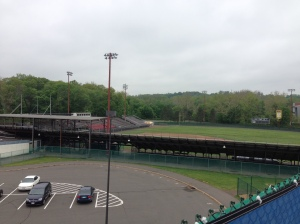 Beehive Field was once the home of the New Britain Red Sox, it sits adjacent to New Britain Stadium.