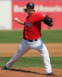 Jeremy Kehrt makes the start in Game 2 for Portland.