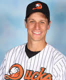 Eric Niesen is scoreless in four of five outings with Portland...he began the season with the Long Island Ducks.