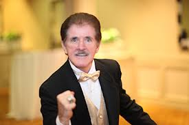 Lewiston, Maine native Rene Rancourt performs all four verses of the National Anthem before tonight's game.