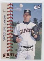 Brandon Leese tossed a franchise record six complete-games in 2000.