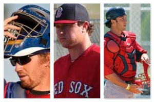 Brenly, Spring and Swihart make up the Portland catchers.
