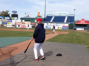 Sea Dogs Pitching Coach Bob Kipper joins us on the Pre-Game Show.