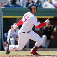 #MookieMadness...Betts is leading minor league baseball with a .402 average.