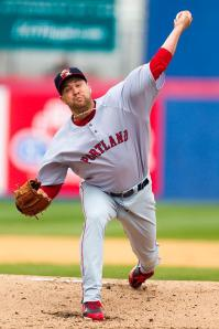 Brian Johnson is 4-0, 0.73 ERA in his last 4 starts (photo courtesy of Gordon Donovan)