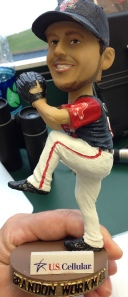 I found this bobblehead at work today.
