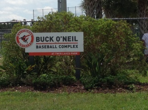 Great name for Baltimore's Minor League Complex.